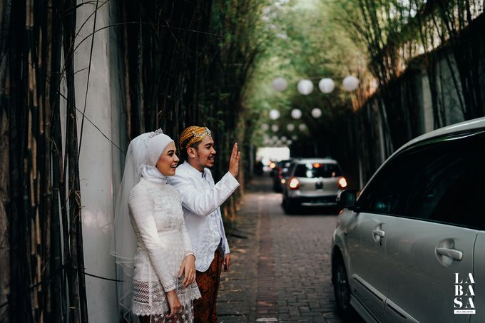 The Wedding of Acha & Adam by DIY Planner - 041