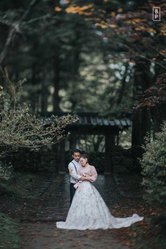Elment & Christina Prewedding by Bernardo Pictura - 006