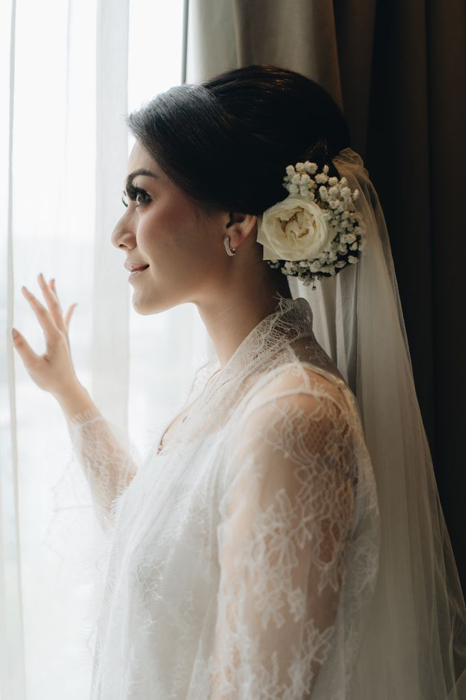 The Wedding Of Ricki & Gladys by Cerita Bahagia - 002