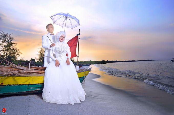 Prewedding Sari by AYURA PHOTODUCTION - 002