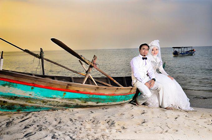 Prewedding Sari by AYURA PHOTODUCTION - 004