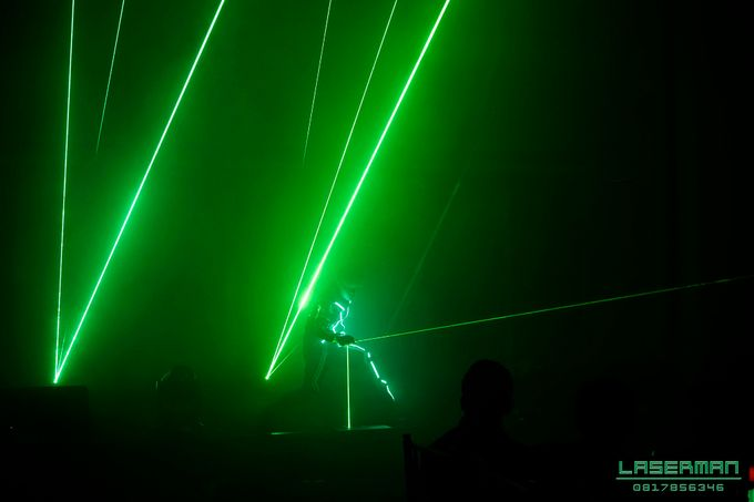 laserman Jakarta l laserman indonesia l laser man show  kemenpar wonderful INDONESIA by Laserman show - 004