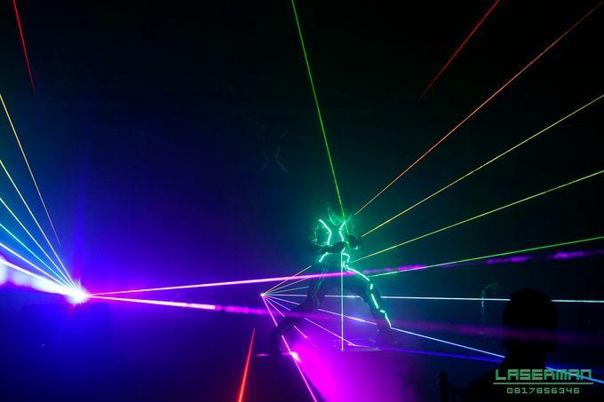 laserman Jakarta l laserman indonesia l laser man show  kemenpar wonderful INDONESIA by Laserman show - 006