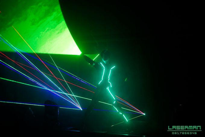 laserman Jakarta l laserman indonesia l laser man show  kemenpar wonderful INDONESIA by Laserman show - 008