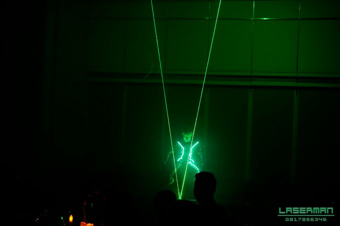 laserman Jakarta l laserman indonesia l laser man show  kemenpar wonderful INDONESIA by Laserman show - 015