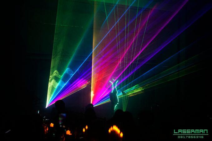 laserman Jakarta l laserman indonesia l laser man show  kemenpar wonderful INDONESIA by Laserman show - 021