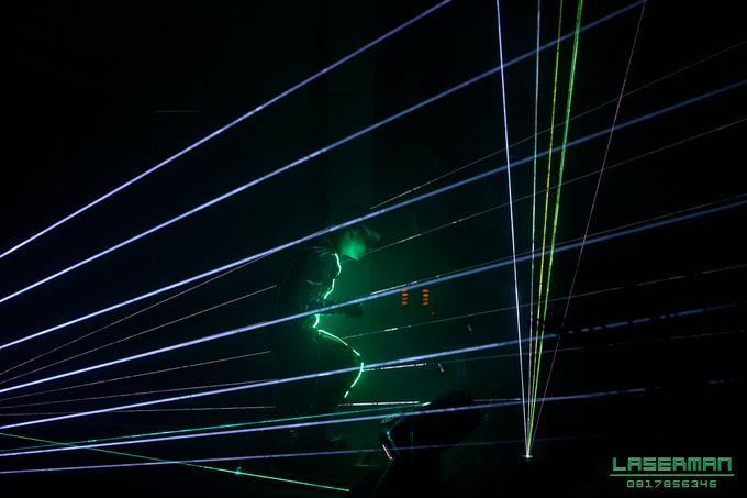 laserman Jakarta l laserman indonesia l laser man show  kemenpar wonderful INDONESIA by Laserman show - 022