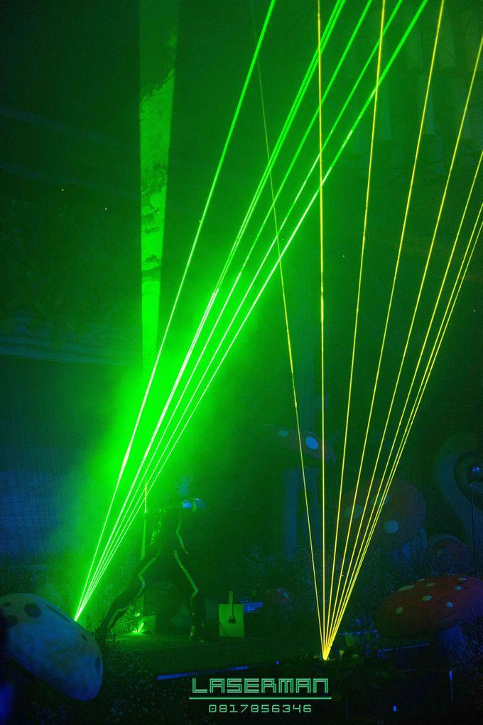 @lasermanjakarta show at mercurealamsutera by Laserman show - 019