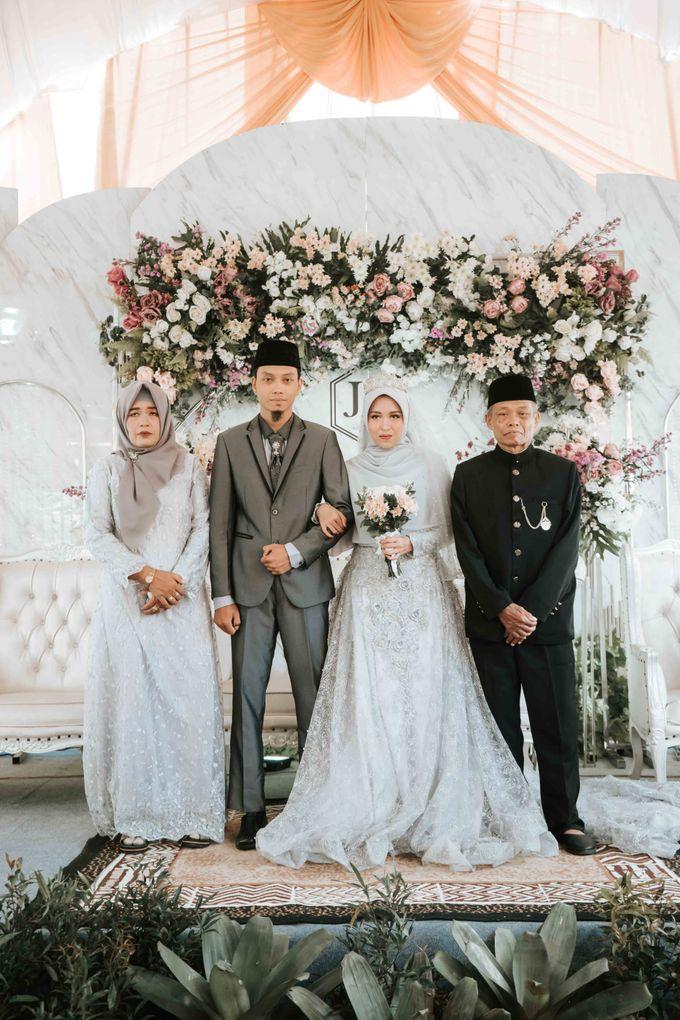 Jack Anggun Wedding by SAND WEDDING ORGANIZER - 016