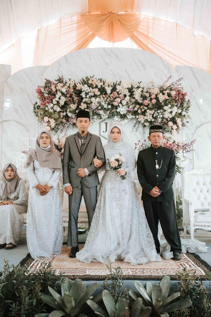 Jack Anggun Wedding by SAND WEDDING ORGANIZER - 017