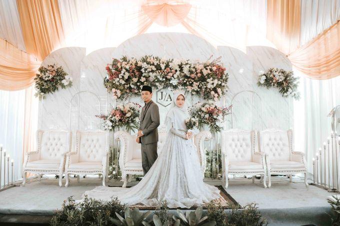 Jack Anggun Wedding by SAND WEDDING ORGANIZER - 019
