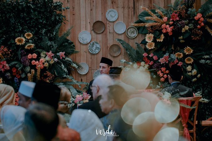 The Wedding Vaughn & Indri by AVIARY Bintaro - 002