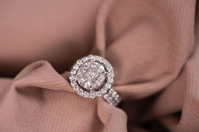 Diamond Jewelry by Mirage Jeweler - 005