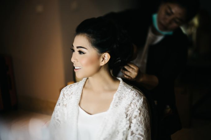 The Wedding of Indra and Melisa by Atelier de Marièe - 001
