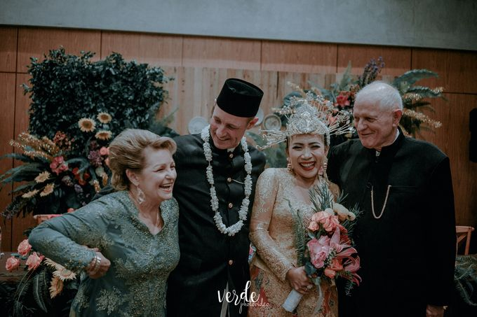 The Wedding Vaughn & Indri by AVIARY Bintaro - 012