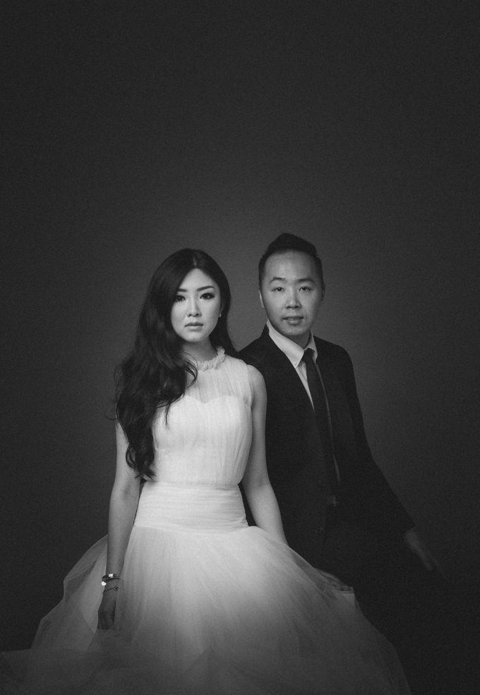 Dexter & Dessy Prewedding by David Salim Photography - 006