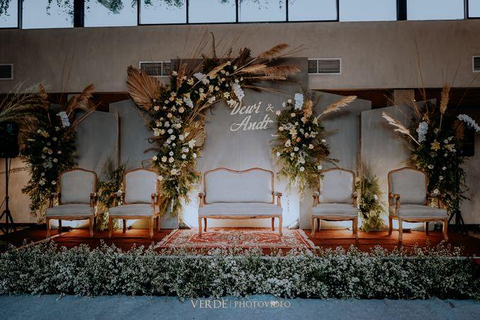 The Wedding Dewi & Andi by AVIARY Bintaro - 001
