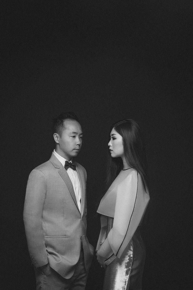 Dexter & Dessy Prewedding by David Salim Photography - 007