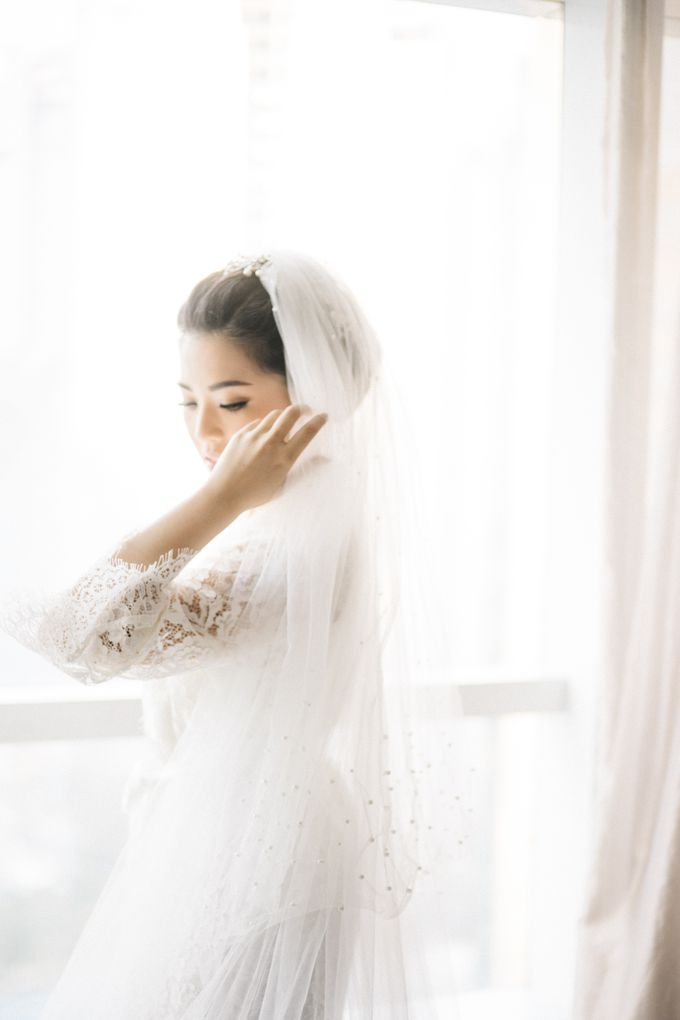 The Wedding of Indra and Melisa by Atelier de Marièe - 006