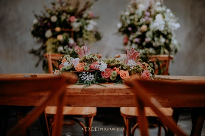 The Wedding Peggy & Anka by AVIARY Bintaro - 010
