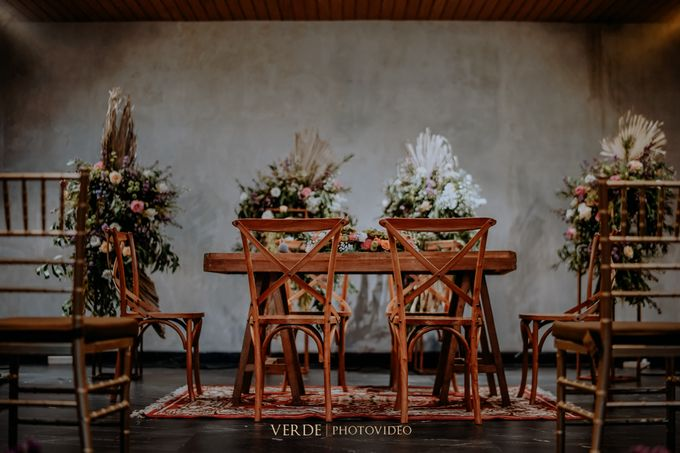 The Wedding Peggy & Anka by AVIARY Bintaro - 011