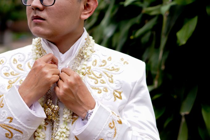 Wedding of Lesi and Koko by Yossa Yogaswara Photography - 005