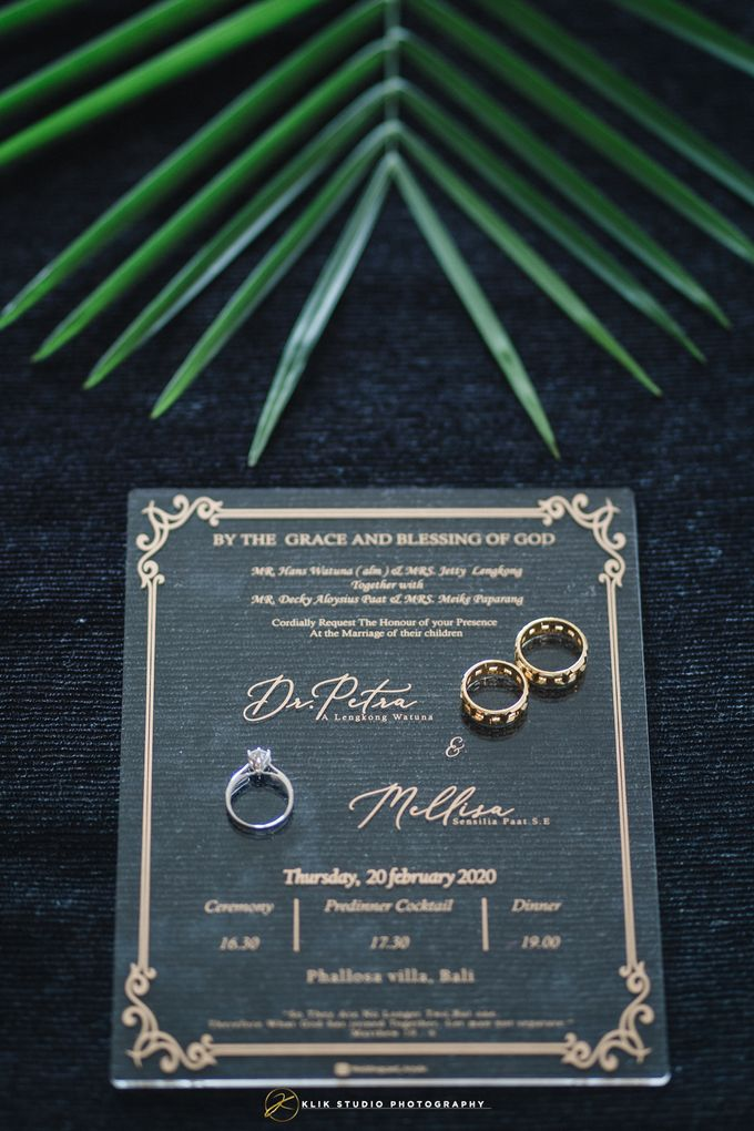 The Wedding of Petra and Melissa by Bali Wedding Atelier - 001