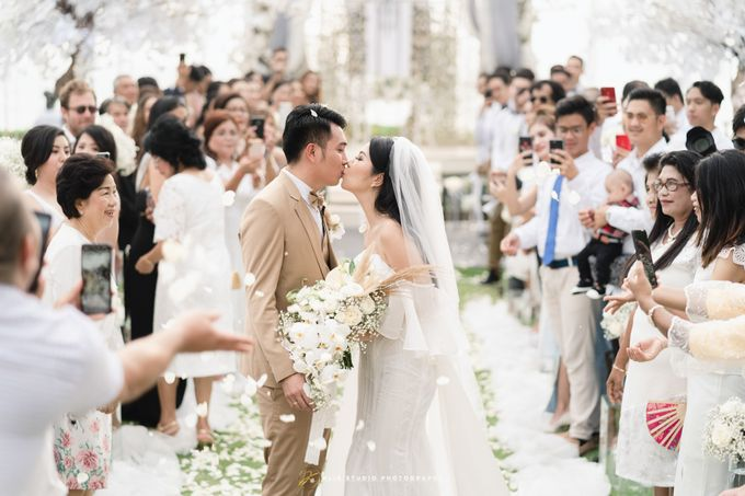 The Wedding of Petra and Melissa by Bali Wedding Atelier - 038