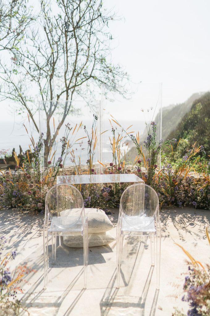The Wedding of Jason & Jilli by Alila Villas Uluwatu - 008