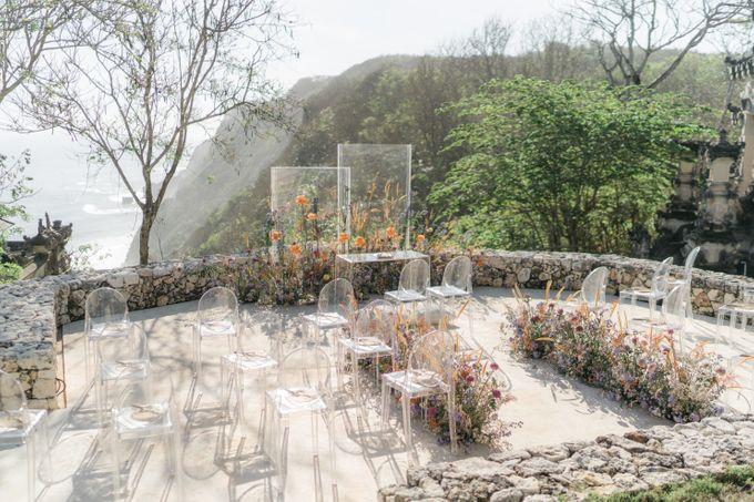 The Wedding of Jason & Jilli by Alila Villas Uluwatu - 012
