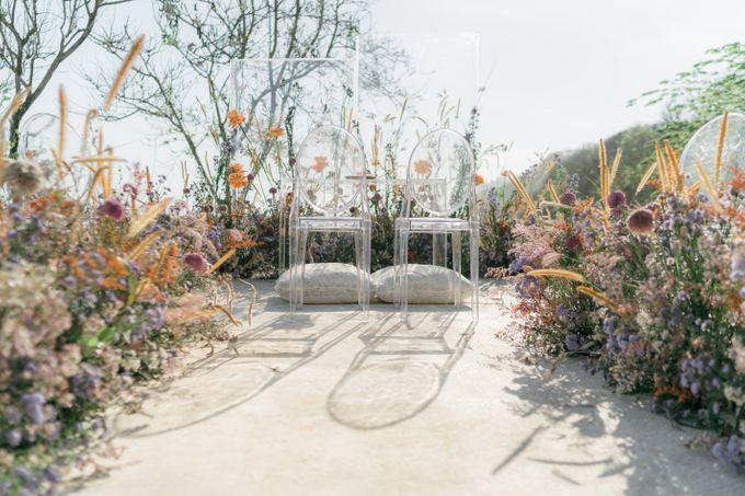 The Wedding of Jason & Jilli by Alila Villas Uluwatu - 021
