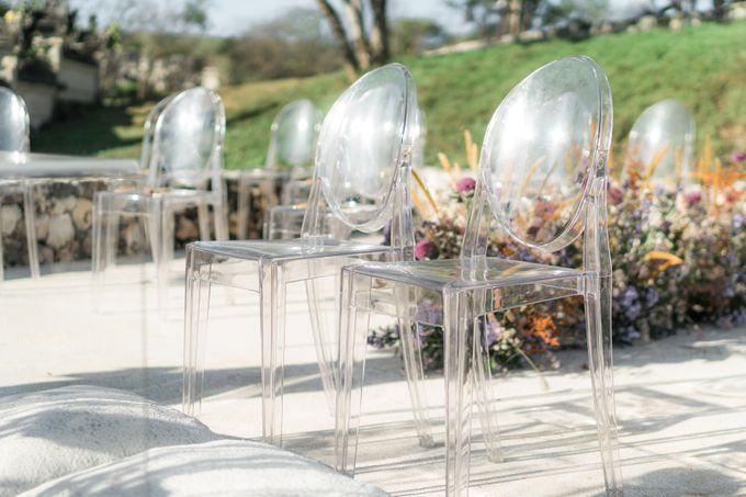 The Wedding of Jason & Jilli by Alila Villas Uluwatu - 001