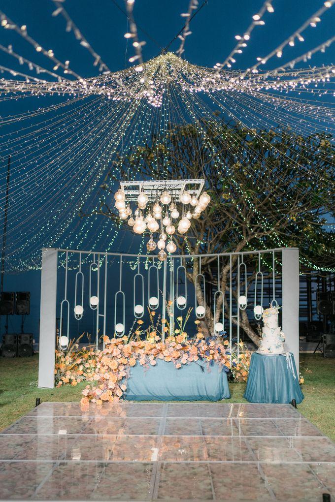 The Wedding of Jason & Jilli by Alila Villas Uluwatu - 034