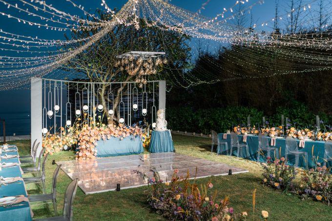 The Wedding of Jason & Jilli by Alila Villas Uluwatu - 035
