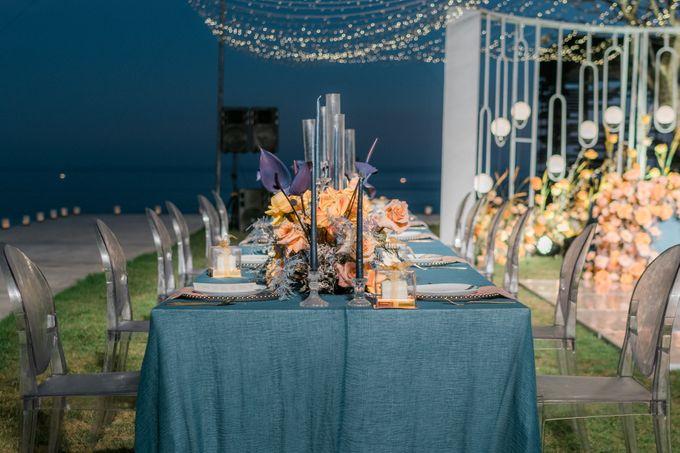 The Wedding of Jason & Jilli by Alila Villas Uluwatu - 028