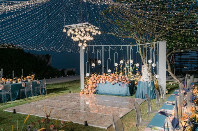 The Wedding of Jason & Jilli by Alila Villas Uluwatu - 029