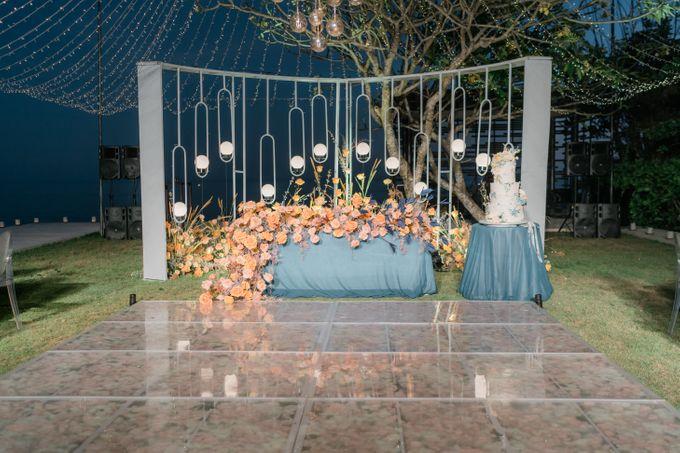The Wedding of Jason & Jilli by Alila Villas Uluwatu - 030