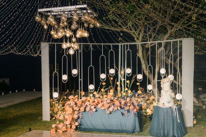 The Wedding of Jason & Jilli by Alila Villas Uluwatu - 031