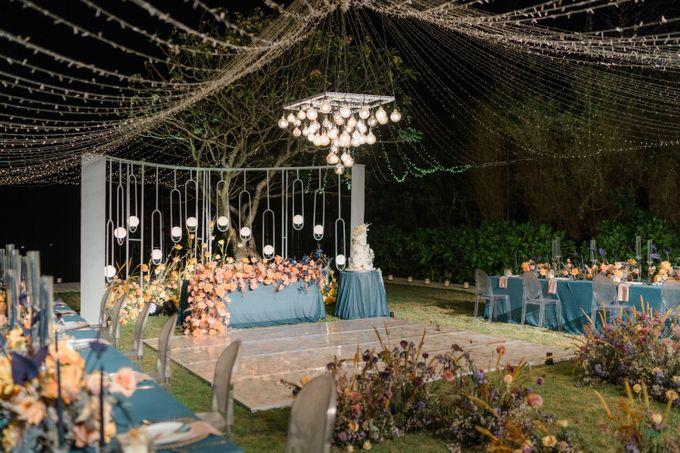 The Wedding of Jason & Jilli by Alila Villas Uluwatu - 032