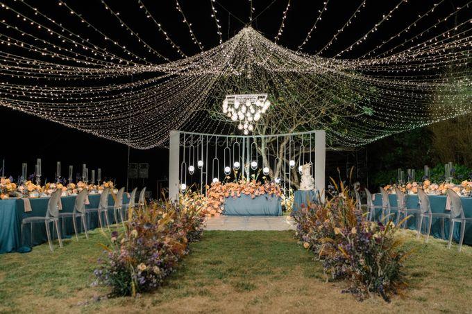 The Wedding of Jason & Jilli by Alila Villas Uluwatu - 027