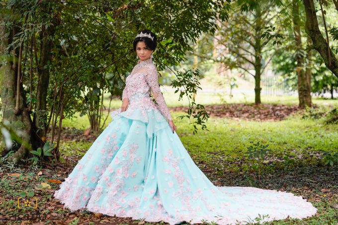 Photoshoot prewedding gown by Rosegold - 009