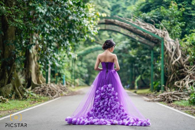 Photoshoot prewedding gown by Rosegold - 016