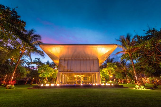 VENUE - JEWEL BOX by Sofitel Bali Nusa Dua Beach Resort - 013