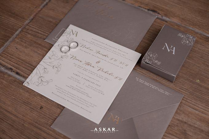 The Wedding Of nadine & Adam by redberry wedding - 002