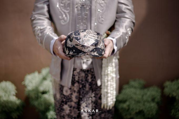 The Wedding Of nadine & Adam by redberry wedding - 004