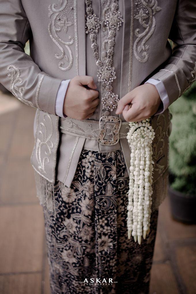 The Wedding Of nadine & Adam by redberry wedding - 005