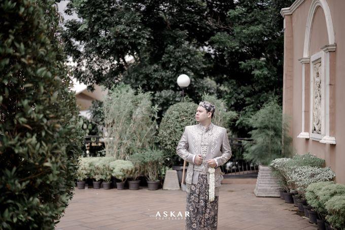 The Wedding Of nadine & Adam by redberry wedding - 006