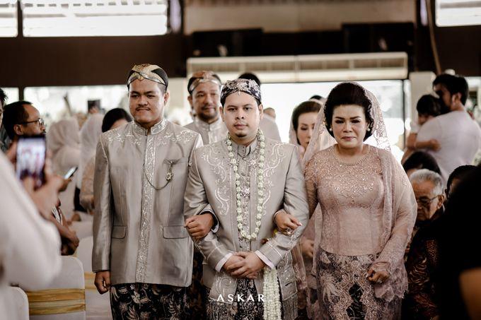 The Wedding Of nadine & Adam by redberry wedding - 012