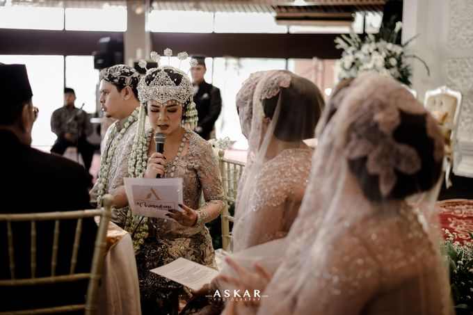The Wedding Of nadine & Adam by redberry wedding - 016