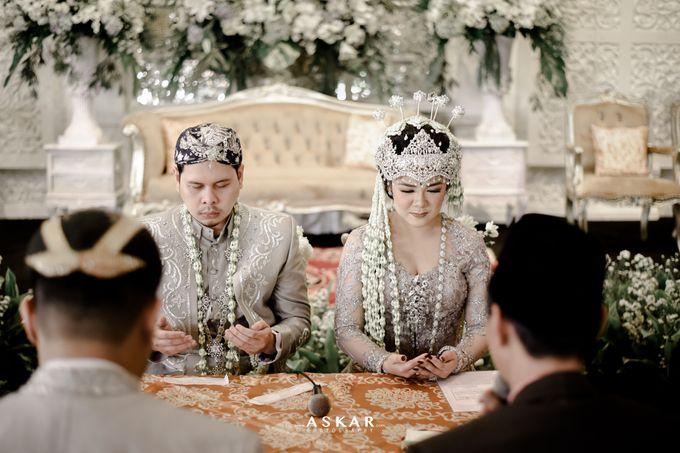 The Wedding Of nadine & Adam by redberry wedding - 022